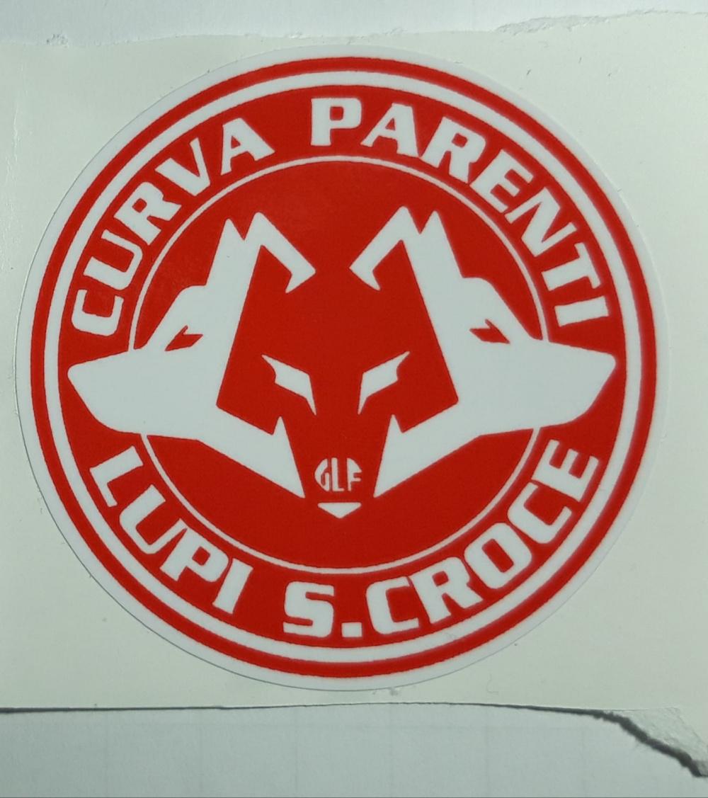 adesivo nuovo logo
